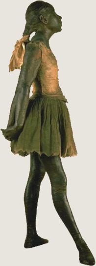 danseresje Marie van Edgar Degas